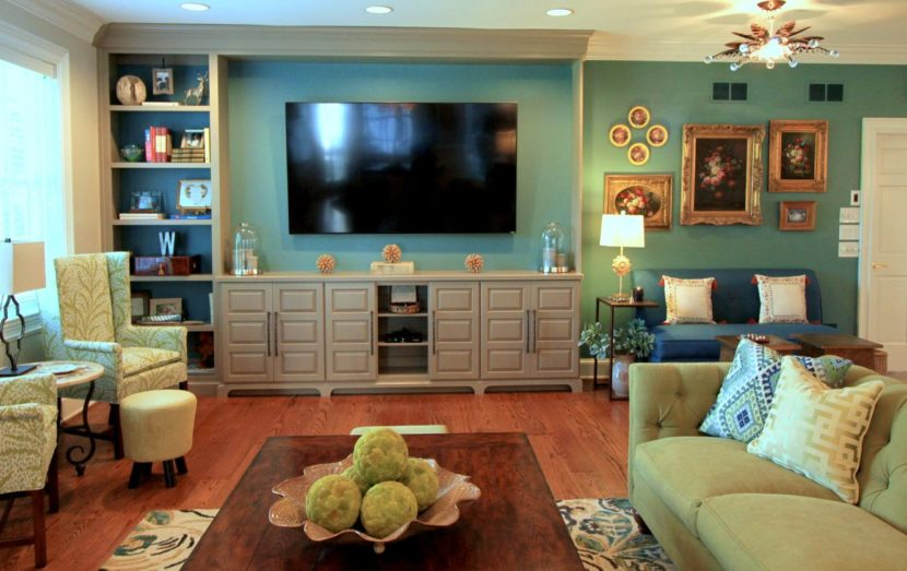 Wildberry Family Room 2