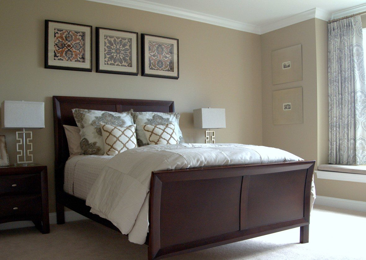 Cobblestone Guest Bedroom