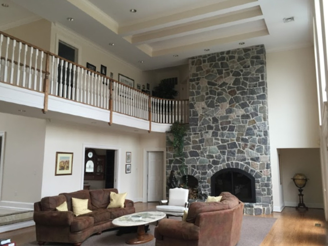 How To Design A Two Story Living Room